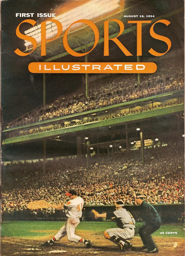 Copertine Sports Illustrated