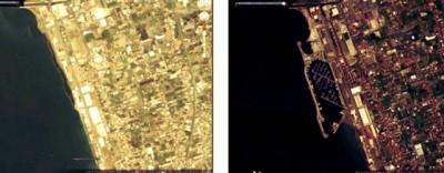 Le foto del WWF sulle coste italiane rovinate