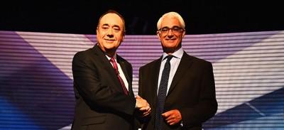 Il primo dibattito tv sul referendum in Scozia