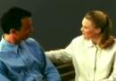 Alcuni provini per Forrest Gump, con Robin Wright e Tom Hanks