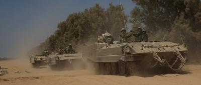 Israele si ritira dalla Striscia di Gaza