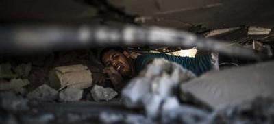 Le fotografie di Marco Longari da Gaza