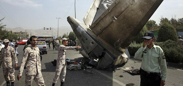 Aereo Privato Caduto In Iran : Un aereo passeggeri è precipitato in iran il post