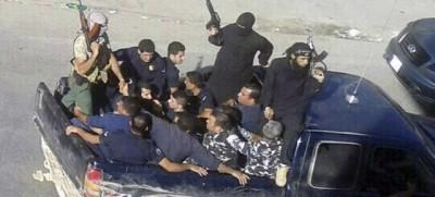 """Le nuove conquiste dello """"Stato Islamico"""""""