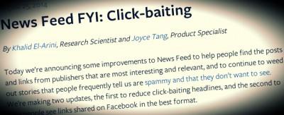 Facebook cambia ancora qualcosa