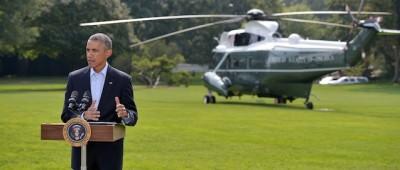 Obama e gli attacchi aerei sull'Iraq