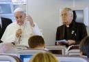 Papa Francesco sull'intervento in Iraq