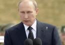 Il video dell'uccello che fa la cacca su Vladimir Putin è falso