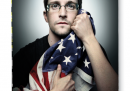La copertina di Wired con Edward Snowden