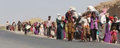 L'assedio degli yazidi in Iraq è finito