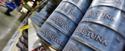 Un mondo di tonno in scatola