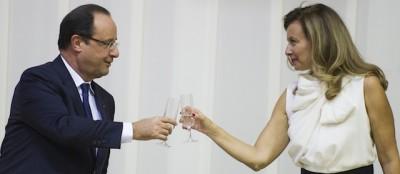 Piccola guida alle vicende sentimentali di Hollande