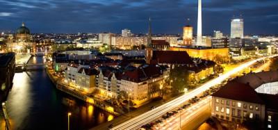 Berlino e le città di tendenza