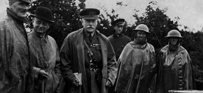 La storia del generale Douglas Haig