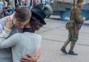 Le commemorazioni per il 70esimo anniversario dell'Insurrezione nazionale slovacca - foto