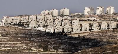Le confische di Israele in Cisgiordania