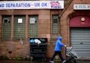 10 giorni al referendum sulla Scozia