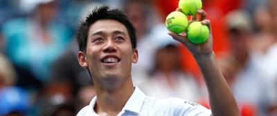 Il primo tennista giapponese in una finale del Grande Slam