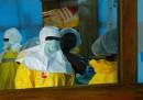 L'epidemia di ebola peggiora