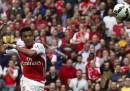 Il gran gol di Alexis Sánchez contro il Manchester City