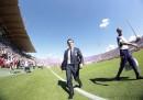 La Fiorentina ha esonerato l'allenatore Montella