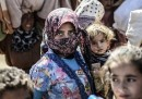 Altri 130mila profughi in Turchia