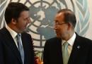 Renzi: «Io non parlo inglese, io parlo globish»