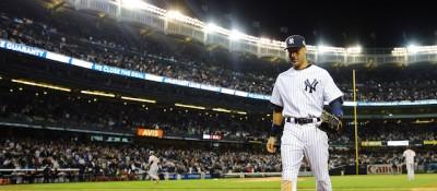 L'ultima di Derek Jeter allo Yankee Stadium