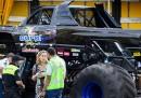 """Il """"monster truck"""" che ha travolto gli spettatori ad Haaksbergen"""