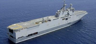La Francia non consegnerà la nave Mistral alla Russia