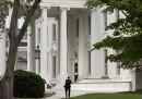 L'intruso alla Casa Bianca