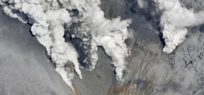 Il video dell'eruzione del vulcano Ontake, in Giappone
