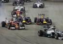 Lewis Hamilton ha vinto il Gran Premio di Singapore di Formula 1