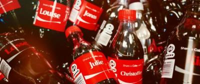 Com'è andata l'idea dei nomi sulle bottiglie di Coca?