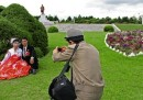 Immagini insolite dalla Corea del Nord