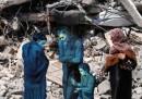 Abitanti di Gaza come personaggi di Picasso