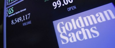 Goldman Sachs ha riportato perdite nell'ultimo trimestre del 2017, non succedeva dal 2011