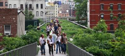 L'ultimo tratto della High Line