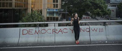 A Hong Kong continuano le proteste