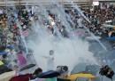Cos'è successo domenica a Hong Kong