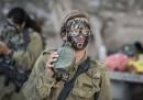 La marcia delle soldatesse del Karakal