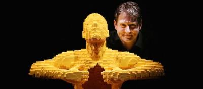 Arte fatta di LEGO – foto