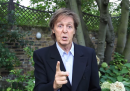 "L'appello di Paul McCartney per i ""Meat Free Mondays"""