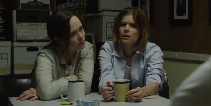 True Detective con Ellen Page e Kate Mara