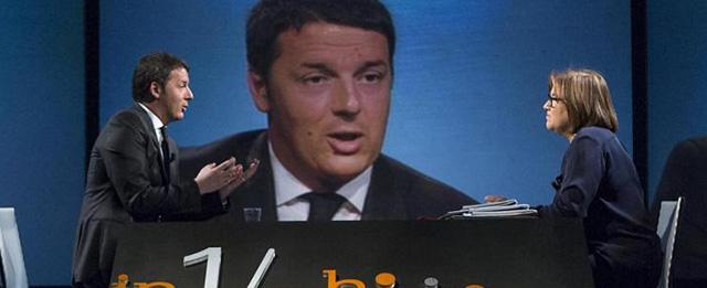 Matteo Renzi, stroncato