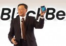 BlackBerry Passport, com'è fatto
