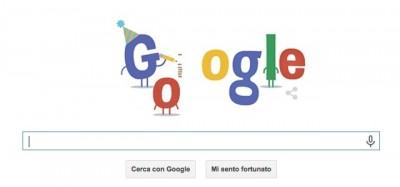 Google e i suoi compleanni nei doodle