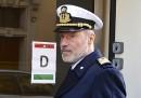 Il trasferimento del comandante De Falco