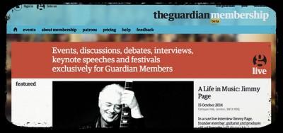 Il capannone del Guardian