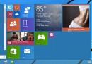 Su Windows 9 torna il menu Start